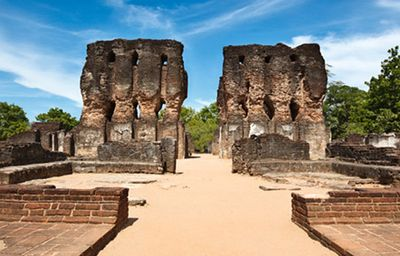 Ancient City of Polonnaruva