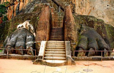 Ancient City of Sigiriya