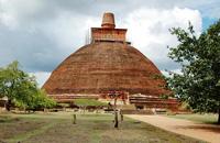 Anuradhapura - Plolonnaruwa